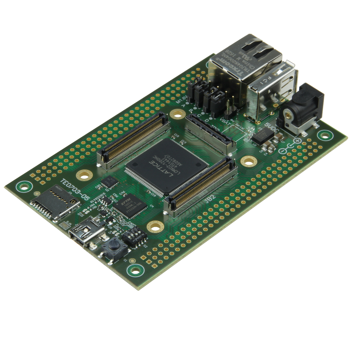 TE0703 carrier board
