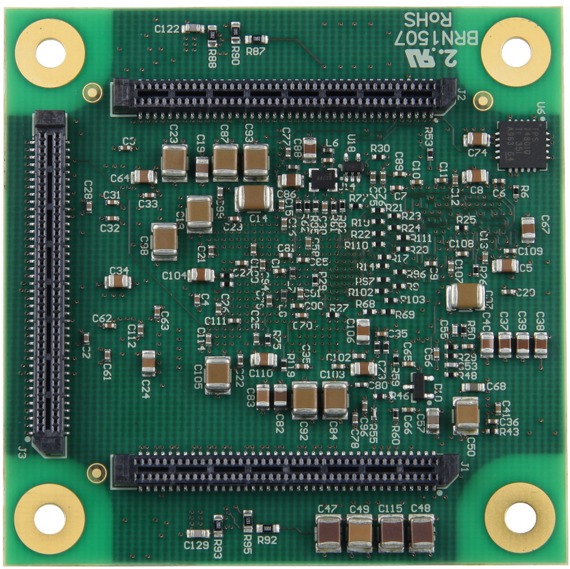 Automotive Zynq-7020 (bottom)