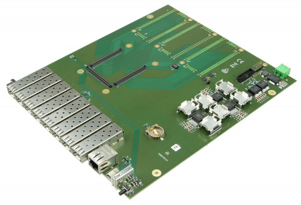 Zynq TE0745 carrier board