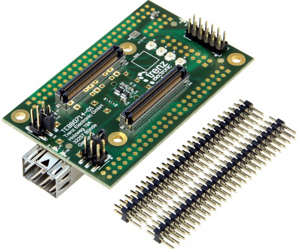 Artix TE0714 full carrier board